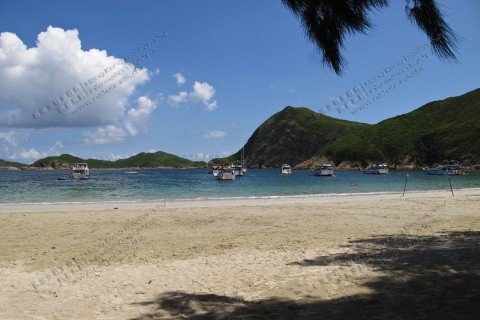 沙灘 Sandy beach